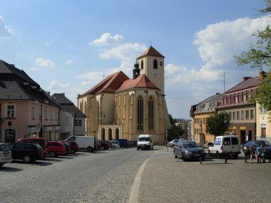 Farní kostel sv.Jakuba staršího