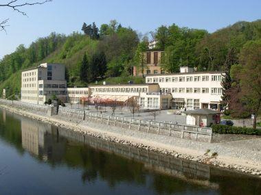 Lázeňské sanatorium Teplice nad Bečvou