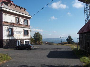 horský hotel Bouřňák