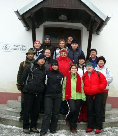 Na startu v Laškově