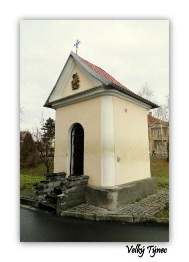 kaplička ve Velkém Týnci