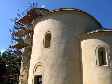 Rotunda Sv.Jiří na Řípu