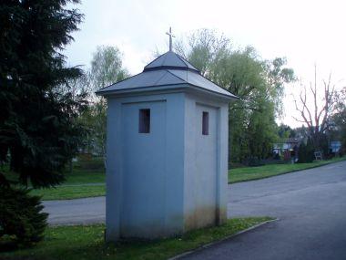Kaplička v Hřebči