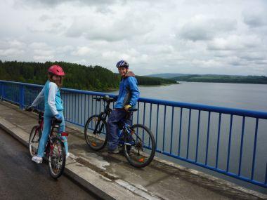 Most přes Želivku