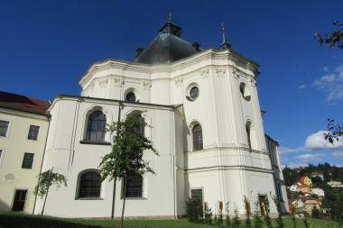 fotka k příspěvku Křtiny-Santiniho perla Moravy