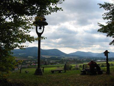 Zvonička nad Kozlovicemi