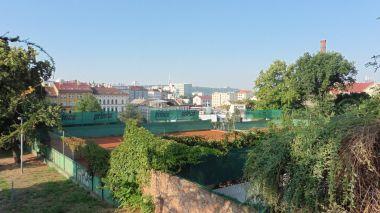 výhled na Libeň
