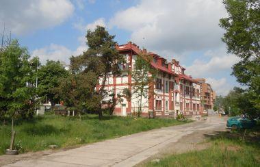 původní budova