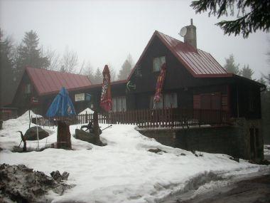Restaurace na vrcholu Tanečnice