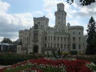 zámek Hluboká
