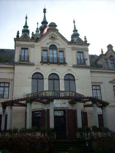 zámek Velké Březno