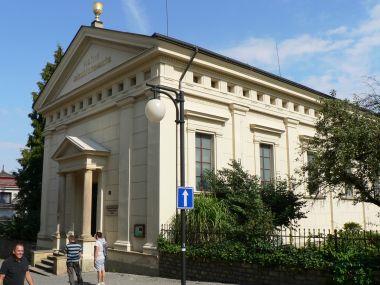 fotka k příspěvku Kutná Hora - Sbor Českobratrské církve evangelické