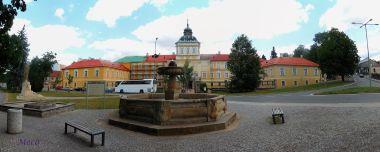 Nový zámek Hořovice