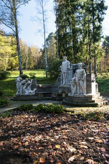 Priessnitzův pomník