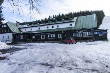 Chata Kazmarka