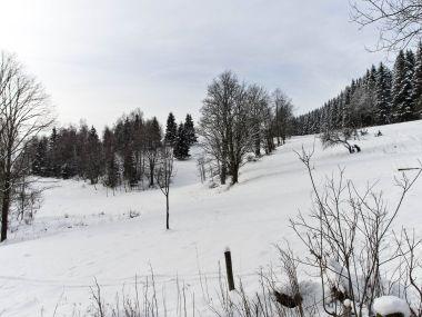 Tady jsem jezdil na lyžařském výcviku