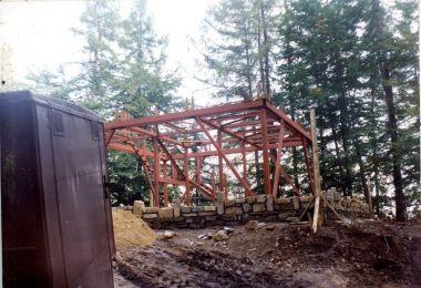Počátky nové stavby