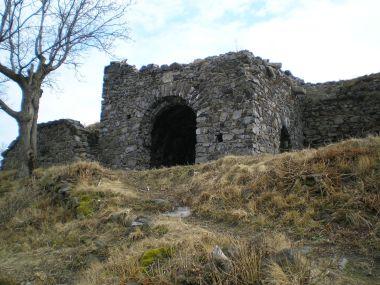 Zřícenina hradu Blansko
