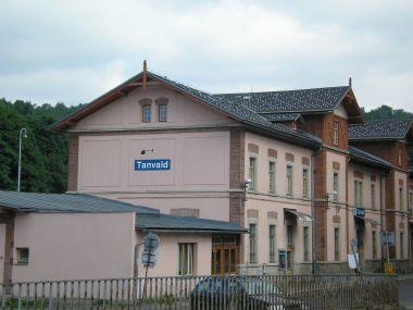 Nádraží Tanvald