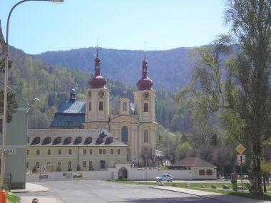 Hejnice - bazilika Navštívení Panny Marie