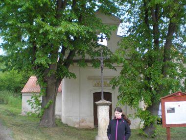 Kaplička sv. Vojtěcha v Drchkově