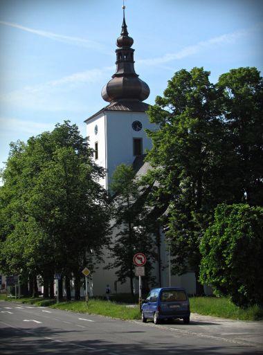 kostel sv.Jana Křtitele