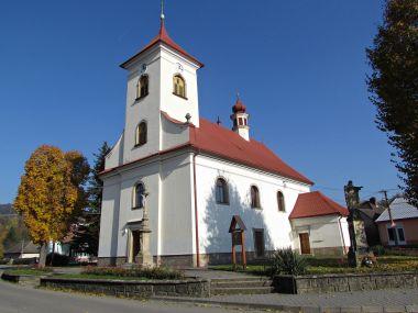 kostel sv.Kateřiny
