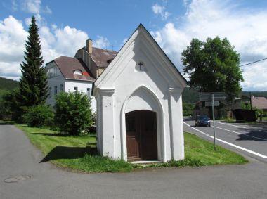 fotka k příspěvku Kaple v Karlovicích