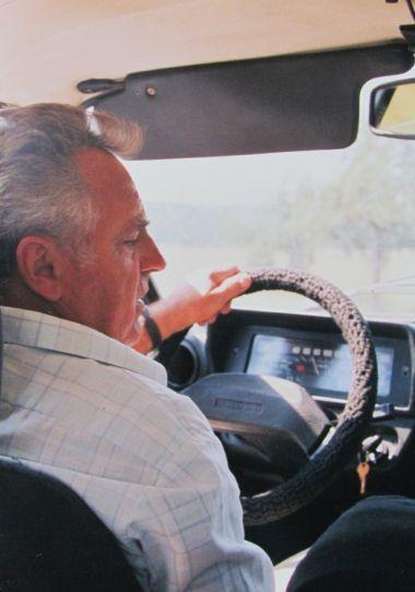 pan řidič