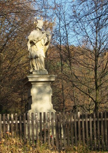 socha sv.Jána