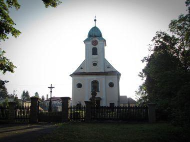kostel svatého Michala archanděla