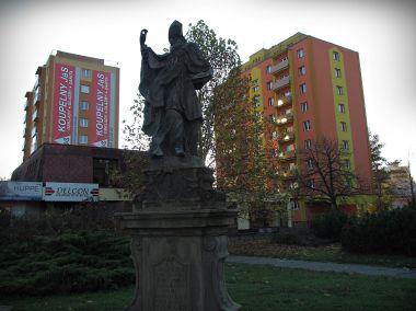Svatý za dědinú - sv.Liborius