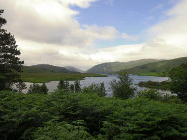 fotka k příspěvku Národní park Glenveagh, hrad Glenveagh Castle