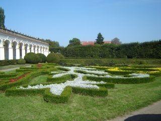 Květná zahrada