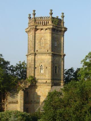 Samadhi - věž
