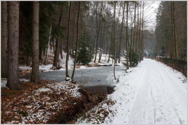 8-Cesta podél Strouženského potoka