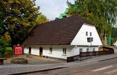 2-Hronov, rodný domek Aloise Jiráska