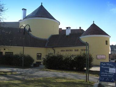 budova zámku v Krnově