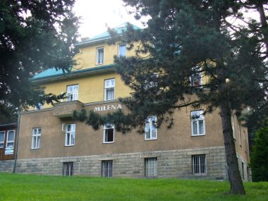 Lázeňský dům Milena