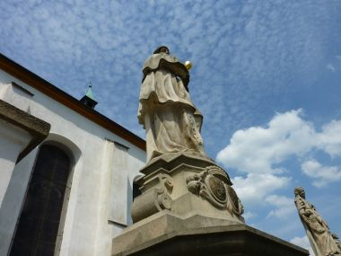 Kostel Povýšení sv. Kříže 2