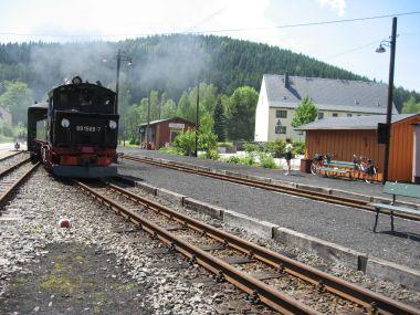Pressnitztalbahn - úzkorozchodná železnice