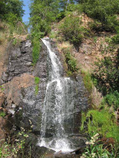 Vodopád u Geisingu