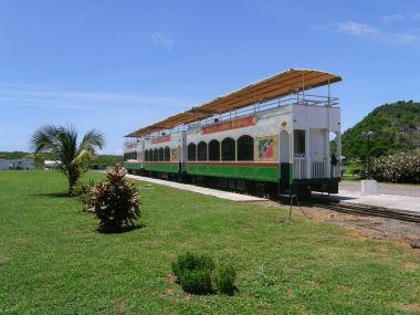 Železniční vozy v Needsmust Station
