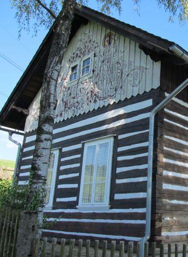 Kozlov - Švabinského chaloupka