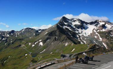 Edelweißspitze - Rakousko - Grossglockner Hochalpenstrasse