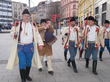 fotka k příspěvku Brněnský fašank 2016