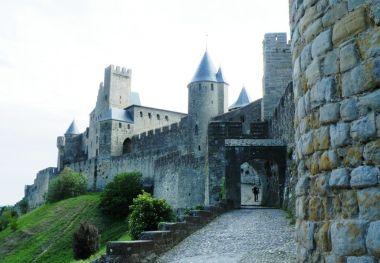 fotka k příspěvku 5. část Expedice Francie-Španělsko 2016. Carcassonne,Mirepoix,francouzské Pyreneje