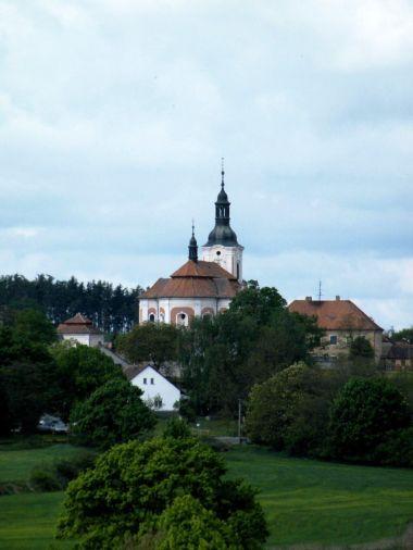 kostel v Sedlicích