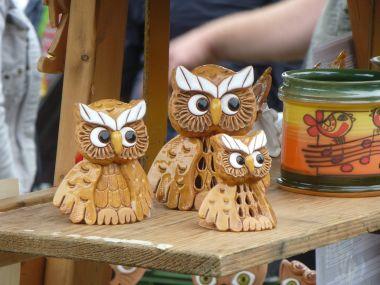 Tradiční keramický den - sovičky