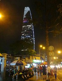 Saigon - Bitexco Financial Tower